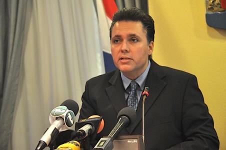 Jardim wil dat gokdienst VDC een integriteitsonderzoek top CBCS doen   Foto Antilliaans Dagblad