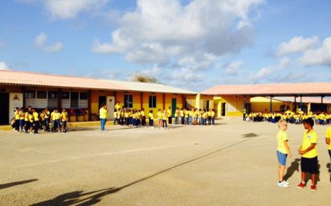 Kolegio Rayo di Solo-Bonaire-onderwijs