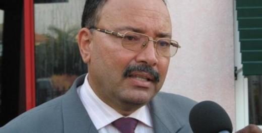 Voormalige Statenvoorzitter en minister van Justitie Pedro Atacho