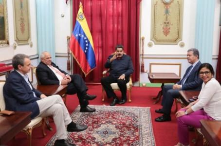 Venezuela-regering