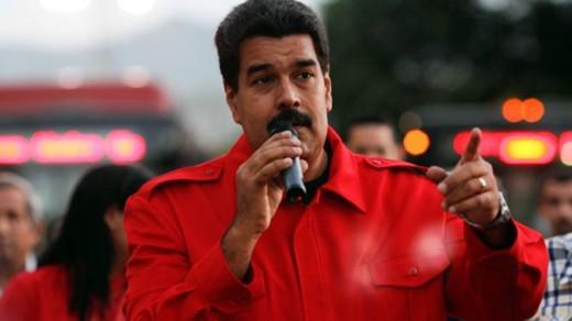Venezuelan president threatens to jail US business executives