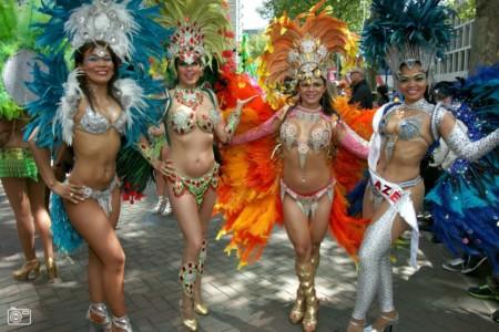 Zomer Carnaval Rotterdam