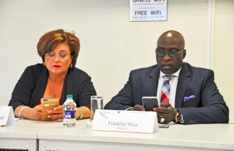 De eerder voor fraude veroordeelde directeur Franklin Sluis (BP&T) werd positief gescreend door Forensic Services Caribbean onder verantwoordelijkheid van Veiligheidsdienst VDC   Antilliaans Dagblad