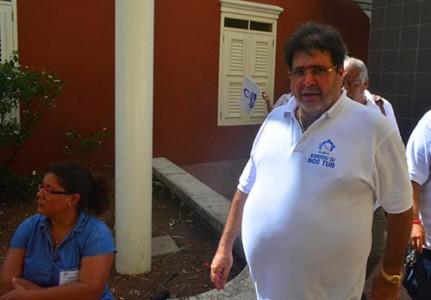 Dos Santos opnieuw niet bij debat