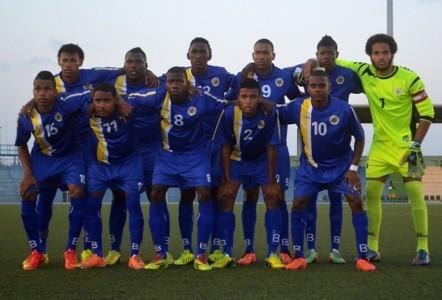 Curaçao wint van Suriname