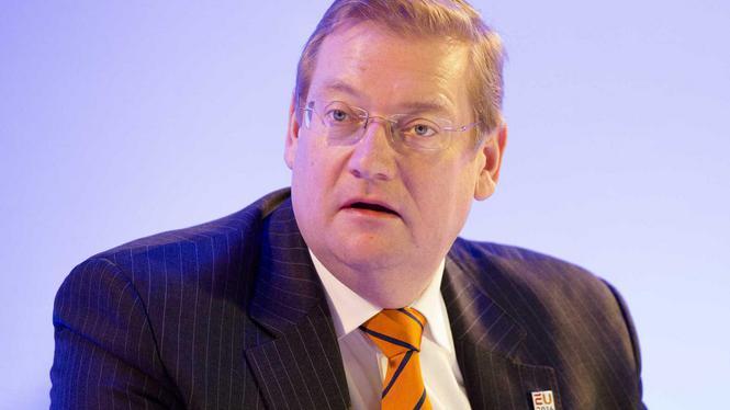Mensenhandel is het belangrijkste onderwerp voor de Nederlandse minister van Justitie, Ard van der Steur