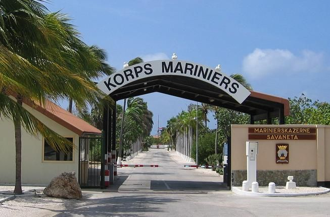 korps-mariniers-aruba-savaneta