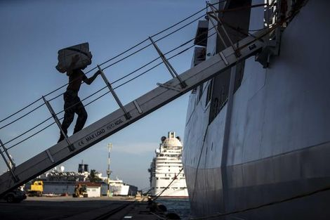 Mariniers op Aruba kregen een hogere woonvergoeding met een samenlevingscontrac   Foto: ANP