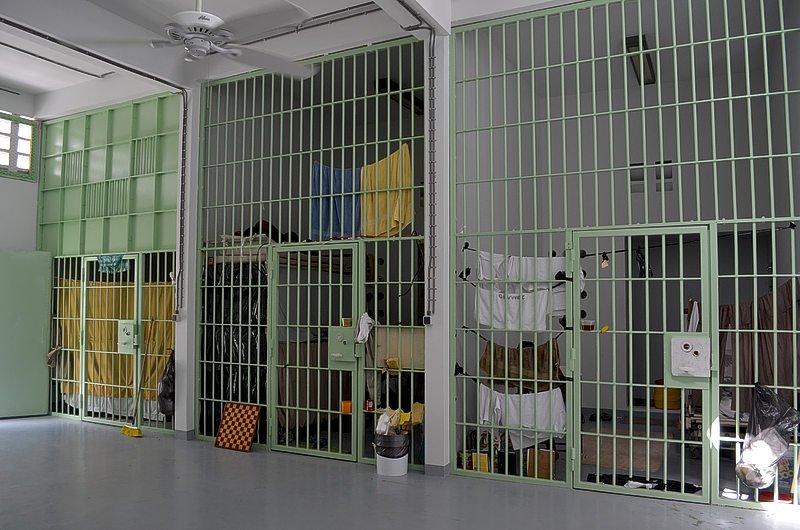 Gevangenis Sint-Maarten zo lek als een mandje | Daily herald