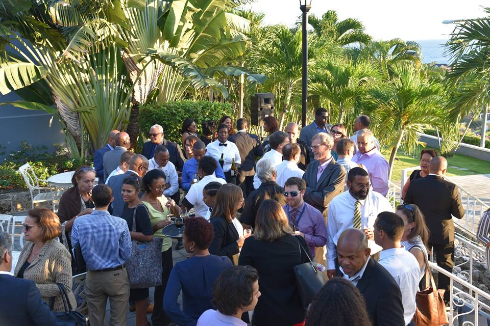 Visiting Curacao to Advocate for Sustainable Development Planning and Implementation