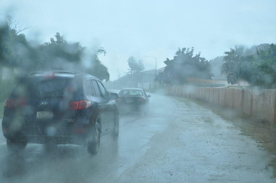 Nog meer regen   Persbureau Curacao