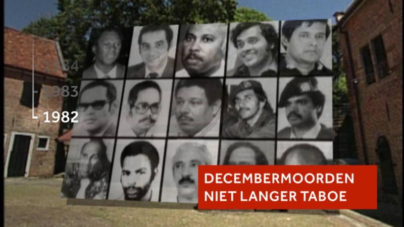 De Surinaamse president Bouterse hoort vandaag of justitie straf tegen hem eist voor de Decembermoorden, uit 1982   ANP