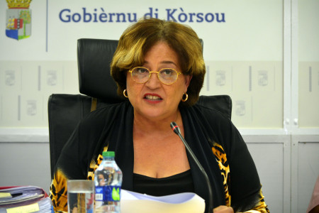 Ondermijning positie Suzy Camelia-Rőmer   Foto Persbureau Curaçao