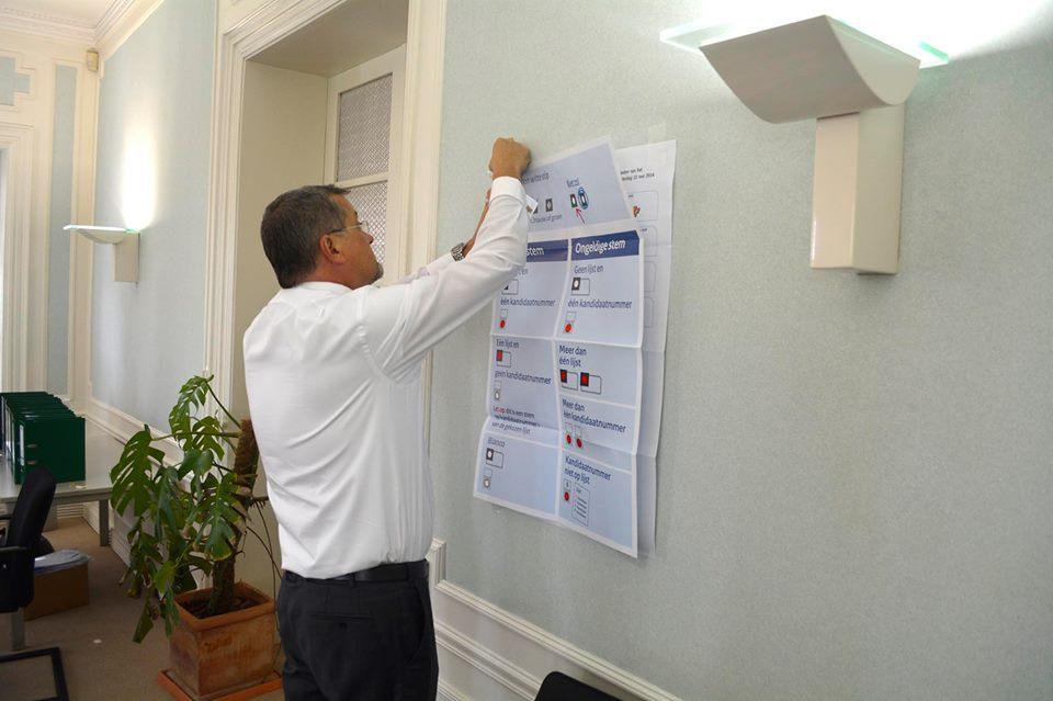 verkiezingen Tweede Kamer Curacao   Persbureau Curacao