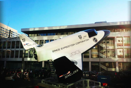 Space Expedition XCOR Lynx spacecraft Curacao
