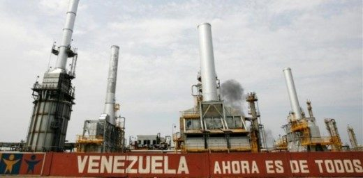 PDVSA El Palito Refinery — the main supplier of fuel in Venezuela — has halted operations with less than 10 days of inventory remaining.