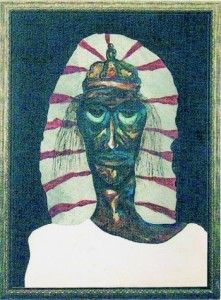 De Madona Pretu van Charles Corsten (1927-1994) vervult een pioniersrol rond de culturele zelfbewustzijn op Curaçao