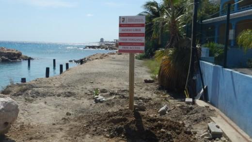 PFM   Stranden bij Boca Simon weer open voor publiek