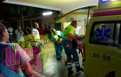 NTR | Bonaire geschokt door dood politieagent