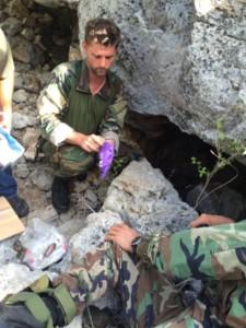 Defensie | Military trackers helpen Bonaire bij dodelijke schietpartij agent