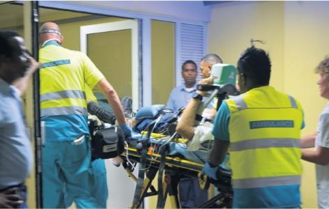 PBC | Politieman Bonaire doodgeschoten