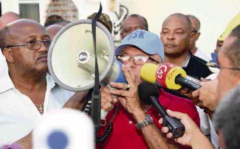 Amigoe   Akkoord 'Korsou ta Avansá' maakte einde aan algehele staking