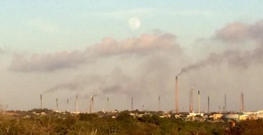 SMOC   Curaçao in wereldtop milieuvervuiling met kankerverwekkende stoffen