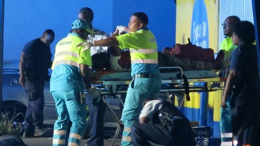 NOS   Schietpartij op Curaçao mogelijk criminele afrekening