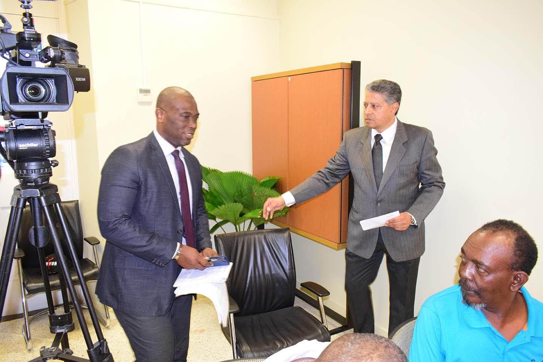 CuracaoNieuws | Quincy Girigorie wil beslaghuis