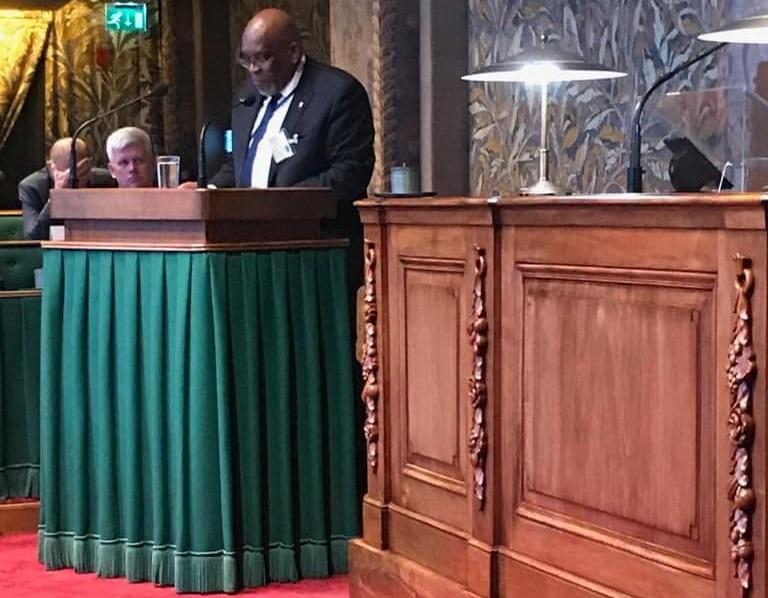 PB   Toespraak opening Interparlementaire Koninkrijksoverleg (IPKO)