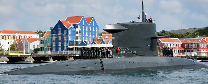 DeStentor   Marineman Bart D. uit Apeldoorn niet vervolgd voor dood vrouw op Curaçao
