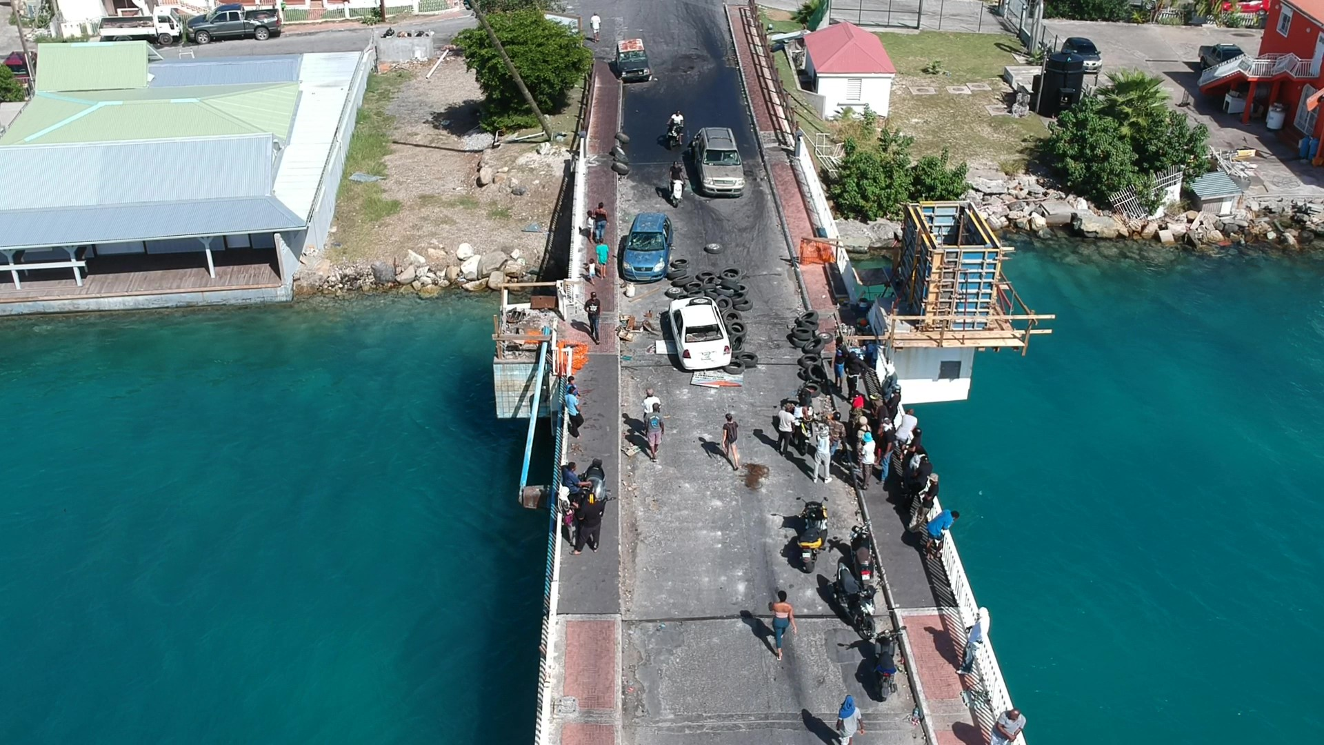 NTR | Geen angst voor overslaan onrust naar Nederlands Sint-Maarten