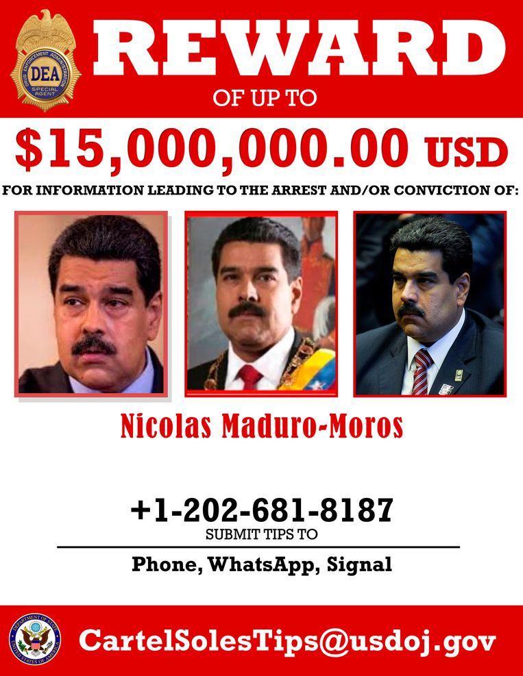 Trouw   Maduro is van president gedegradeerd tot boef uit het Wilde Westen