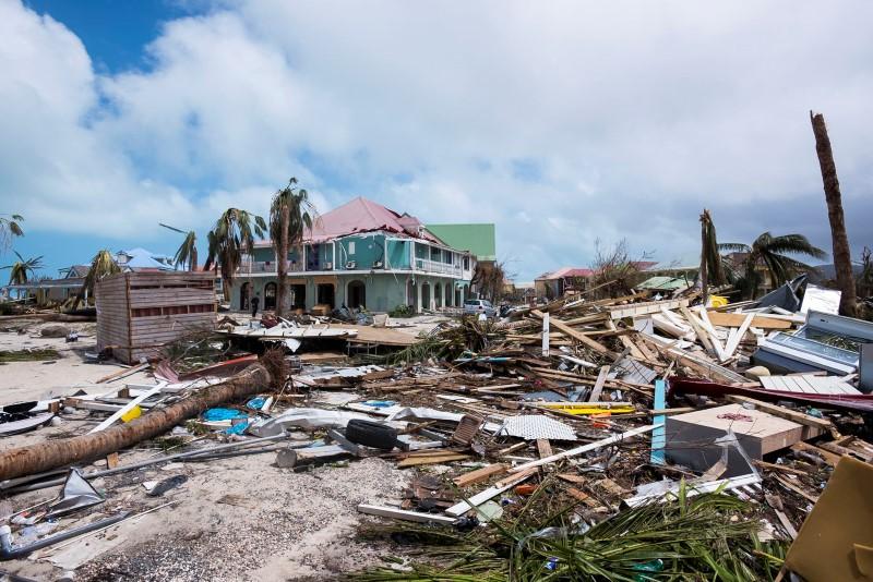 AD | Fractie geld wederopbouw Sint Maarten uitgekeerd