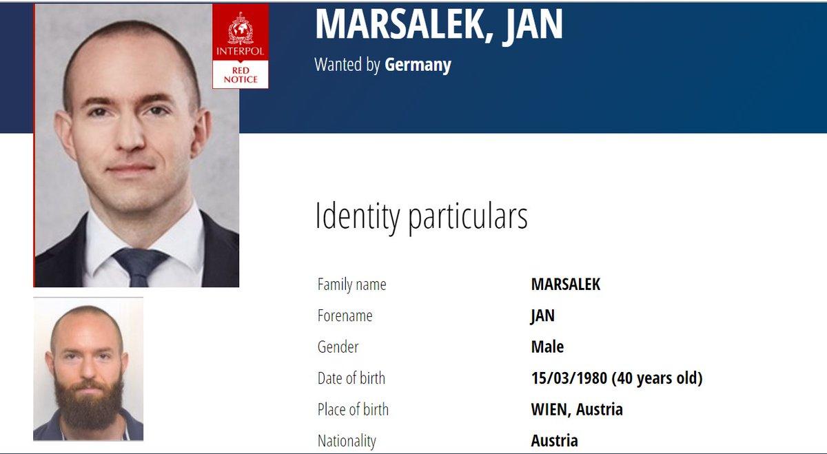 NRC   Jan Marsalek is nu 'wanted person'
