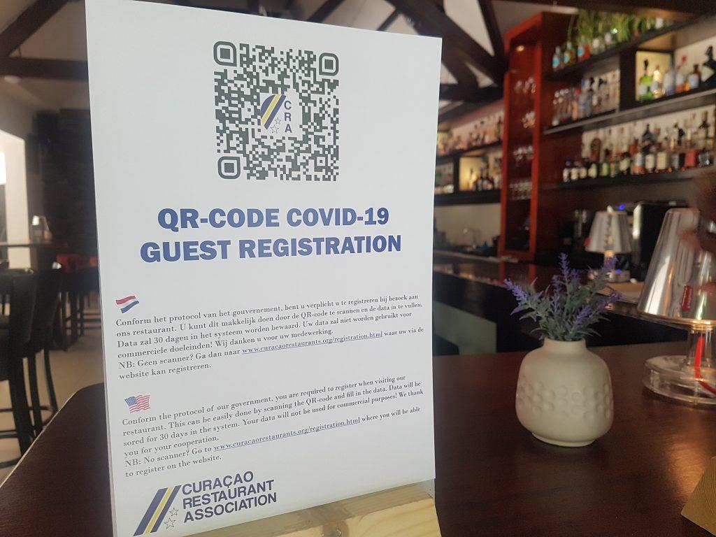 Curacao.nu | Curaçao Restaurant Association ontwikkelt QR-code voor bezoek