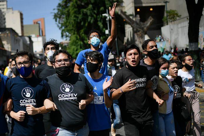 AlgemeenDagblad   Internationaal Strafhof Den Haag ziet voldoende reden voor onderzoek Venezuela