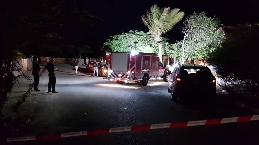 NOS   OM Bonaire verhoort collega doodgeschoten Nederlandse agent
