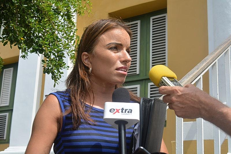 DolfijnFM   Orlando Balentien bang om te praten vanwege hogere straf