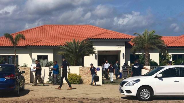 NTR | Voorarrest minister Croes op Aruba geschorst