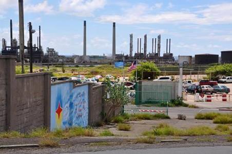 AD   Twijfels over heropening raffinaderij Aruba