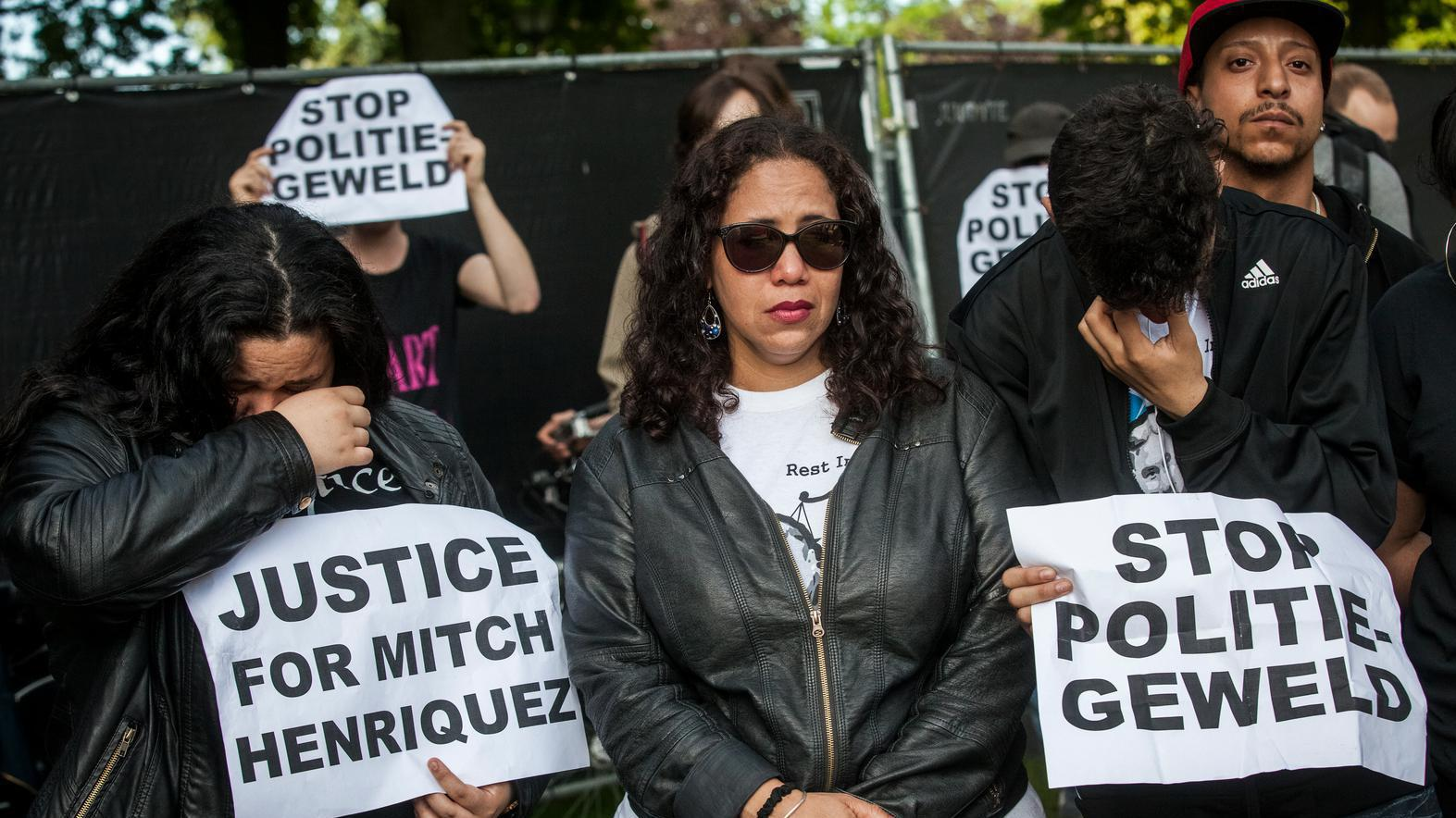 AD | Familie Mitch Henriquez eist opheldering over inspectierapport