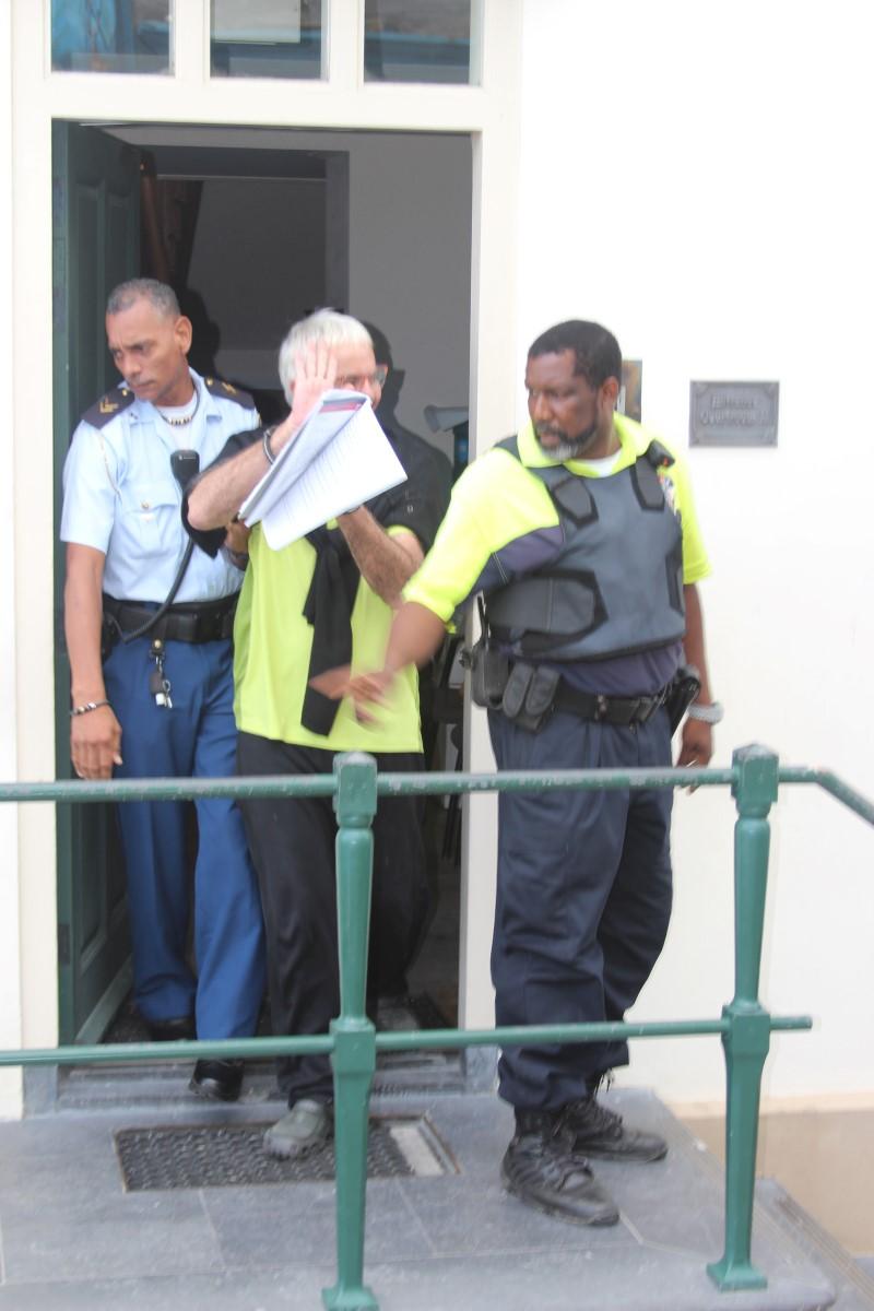 CuracaoNieuws | Nederland op vingers getikt om detentie Corallo