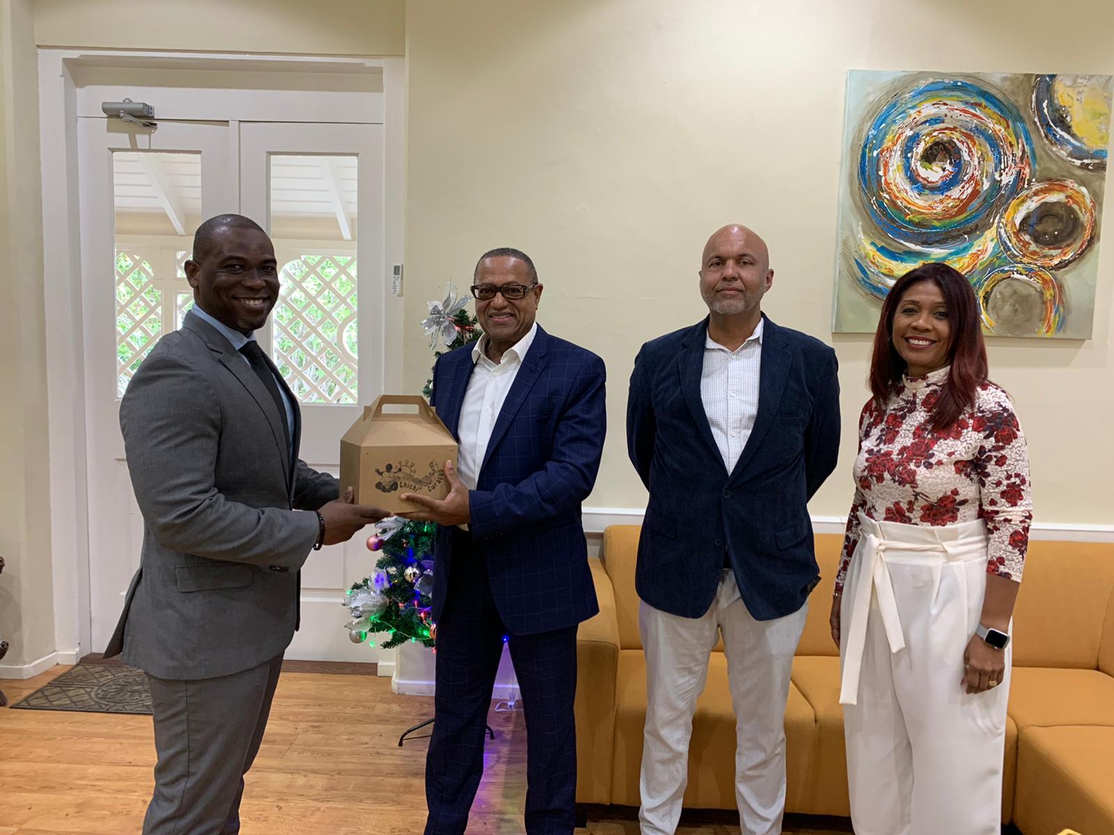 Curacao.nu   Camelia officieel weg bij Raad voor de Rechtshandhaving