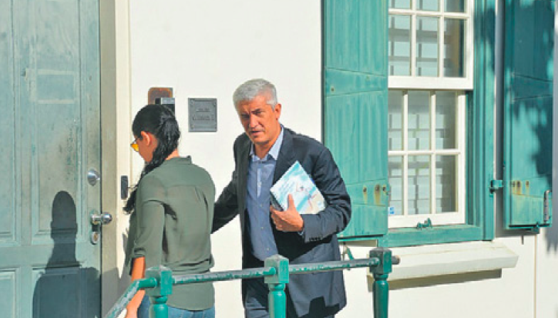 DH | BREAKING NEWS: Prosecutor demands 6 years against Theo