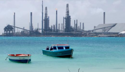 AD   Aruba heeft sleutel raffinaderij terug