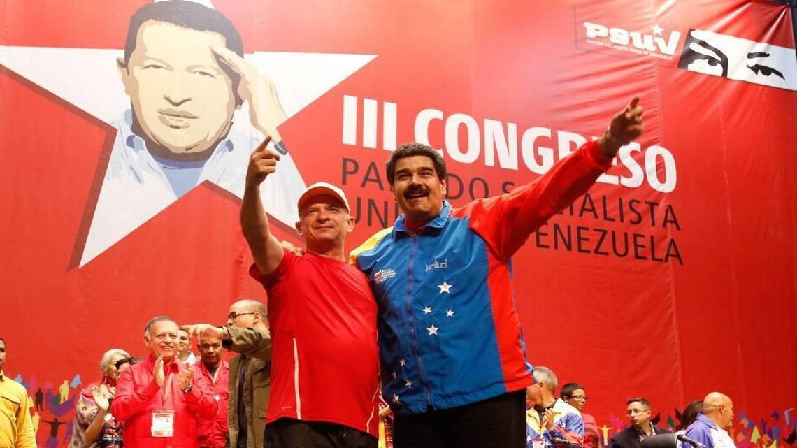 MH   Ex Venezuelan spy chief Hugo Carvajal takes flight to avoid U.S. extradition