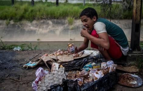 Kerknet   Venezuela gaat gebukt onder hemeltergende armoede