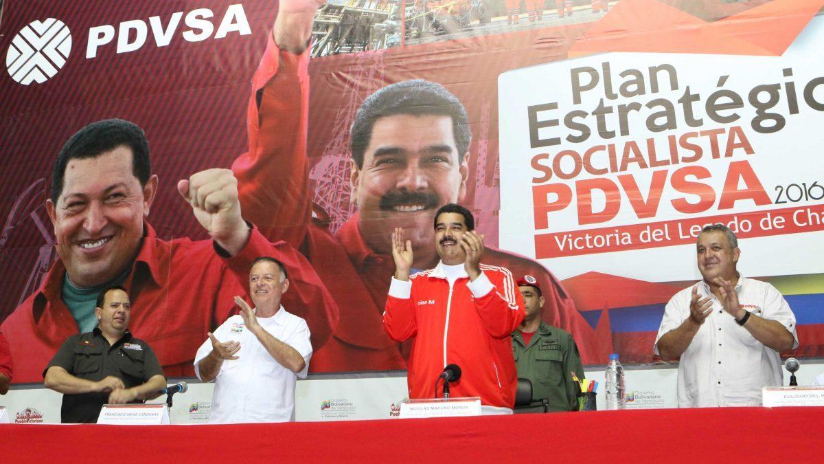 BB   Looming PDVSA default pits Ashmore against Venezuela's Guaido