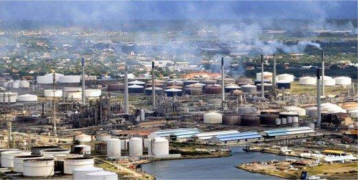 Amigoe   Smoc: Isla- en BOO-uitstoot april droevig